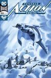 Action Comics Vol 2 #1004 Cover A Regular Steve Rude Enhanced Foil Cover