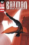 Batman Beyond Vol 6 #25 Cover A Regular Viktor Kalvachev Enhanced Foil Cover