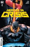 Heroes In Crisis #2 Cover A Regular Clay Mann Cover