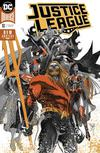 Justice League Vol 4 #10 Cover A Regular Francis Manapul Enhanced Foil Cover (Drowned Earth Prelude)