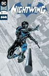 Nightwing Vol 4 #51 Cover A Regular Mike Perkins Enhanced Foil Cover