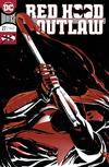 Red Hood Outlaw #27 Cover A Regular Pete Woods Enhanced Foil Cover