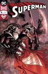 Superman Vol 6 #4 Cover A Regular Ivan Reis & Joe Prado Enhanced Foil Cover