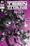Teen Titans Vol 6 #23 Cover A Regular Nick Derington Enhanced Foil Cover