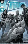 Titans Vol 3 #27 Cover A Regular Clayton Henry Enhanced Foil Cover