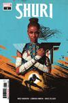 Shuri #1 Cover A Regular Sam Spratt Cover