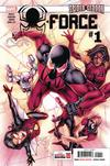 Spider-Force #1 Cover A Regular Shane Davis Cover (Spider-Geddon Tie-In)