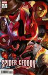 Spider-Geddon #1 Cover B Variant In-Hyuk Lee Connecting Cover (1 Of 5)