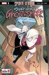 Spider-Gwen Ghost Spider #1 Cover A 1st Ptg Regular Bengal Cover (Spider-Geddon Tie-In)