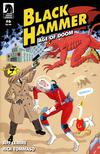 Black Hammer Age Of Doom #6 Cover A Regular Rich Tommaso Cover