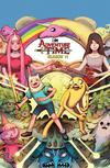 Adventure Time Season 11 #1 Cover B Variant Julie Benbassat Subscription Cover