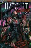 Adam Greens Hatchet Vengeance #1 Cover E Limited Edition Andrew Mangum Extreme Gore Cover