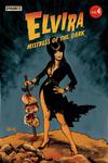 Elvira Mistress Of The Dark Vol 2 #4 Cover C Variant Robert Hack Cover