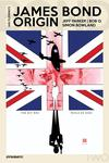 James Bond Origin #2 Cover B Variant David Mack Cover