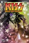 KISS Blood And Stardust #1 Cover B Variant Stuart Sayger Starchild Cover