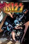 KISS Blood And Stardust #1 Cover F Variant Maria Sanapo Trick Or Treat Cover