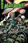 Mars Attacks Vol 4 #1 Cover A Regular Tom Mandrake Cover