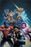 Uncanny X-Men By Leinil Francis Yu Poster