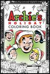 Archies Holiday Coloring Book