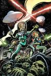 Mars Attacks Vol 4 #1 Cover J Incentive Tom Mandrake Virgin Cover