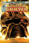 Battlestar Galactica Classic #0 Cover B Incentive Diego Galindo Sneak Peek Variant Cover