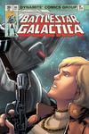 Battlestar Galactica Classic #0 Cover D Incentive Daniel HDR Sneak Peek Variant Cover