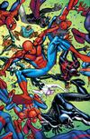 Spider-Geddon #2 Cover D Incentive Nick Bradshaw Variant Cover (Spider-Geddon Tie-In)