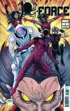 Spider-Force #1 Cover B Incentive Variant Cover (Spider-Geddon Tie-In)