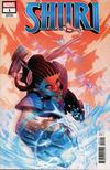 Shuri #1 Cover E Incentive Jamal Campbell Variant Cover