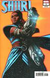 Shuri #1 Cover F Incentive Travis Charest Variant Cover