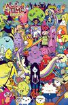 Adventure Time Season 11 #1 Cover E Incentive Paul Pope Virgin Variant Cover