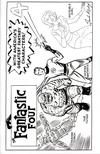 Fantastic Four Vol 6 #1 Cover Z-B Incentive Jack Kirby Hidden Gem Sketch Variant Cover