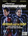American Cinematographer Vol 99 #8 August 2018