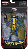 Deadpool Legends Wave 2 6-Inch Action Figure - All-New Wolverine