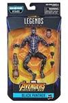 Black Panther Legends Wave 2 Action Figure - Black Panther (Vibranium Armor)