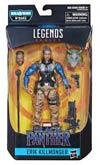 Black Panther Legends Wave 2 Action Figure - Erik Killmonger (Millitary)