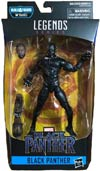 Black Panther Legends Wave 2 Action Figure - Black Panther (Act One)