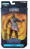 Black Panther Legends Wave 2 Action Figure - Tchaka