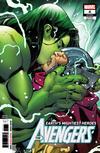 Avengers Vol 7 #4 Cover C 2nd Ptg Variant Paco Medina Cover