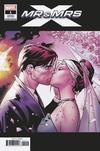 Mr & Mrs X #1 Cover F 2nd Ptg Variant Oscar Bazaldua Cover