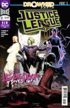 Justice League Vol 4 #12 Cover A Regular Jorge Jimenez Cover (Drowned Earth Part 3)