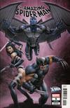 Amazing Spider-Man Vol 5 #9 Cover B Variant Clayton Crain Uncanny X-Men Cover