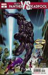 Black Panther vs Deadpool #2 Cover A Regular Ryan Benjamin Cover