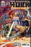 Immortal Hulk #8 Cover B Variant Carlos Pacheco Uncanny X-Men Cover