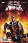Peter Parker Spectacular Spider-Man #312 (Spider-Geddon Tie-In)