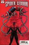 Spider-Geddon #4 Cover A Regular Jorge Molina Cover
