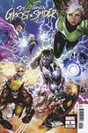Spider-Gwen Ghost Spider #2 Cover B Variant Philip Tan Uncanny X-Men Cover (Spider-Geddon Tie-In)