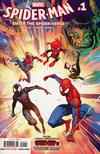 Spider-Man Enter The Spider-Verse #1 Cover A Regular Eduard Petrovich Cover