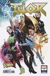 Thor Vol 5 #7 Cover B Variant Greg Land Uncanny X-Men Cover