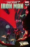Tony Stark Iron Man #7 Cover B Variant Uncanny X-Men Cover